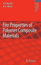 Solid Mechanics and Its Applications: Fire Properties of Polymer Composite...