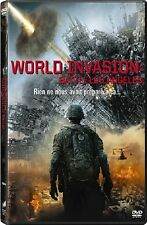 DVD   //   WORLD INVASION  :  BATTLE LOS ANGELES   //  NEUF sous cellophane