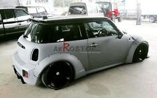 FRP FIBER GLASS LB PERFORMANCE STYLE TAILGATE WING SPOILER FOR MINI COOPER R56