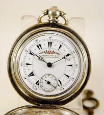 Reloj saboneta K.SERKISOFF & Co. Constantinople c.1890