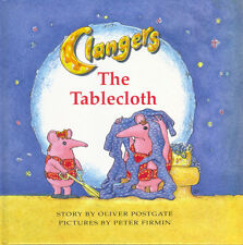 CLANGERS THE TABLECLOTH - OLIVER POSTGATE PETER FIRMIN - HB 1993 1st EDN EX CON