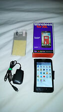 LG Optimus L70 MS323 - 4GB - Black Unlocked Smartphone MetroPCS T Mobile Bundle