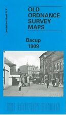 MAP OF BACUP 1909
