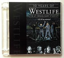 WESTLIFE Live At Croke Park Stadium Japan DVD for Music Store Use Only