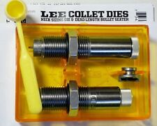 Lee Collet 2-Die Neck Sizer Set 300 Winchester Short Magnum (WSM)  # 90185