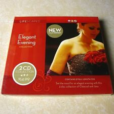 Lifescapes - Elegant Evening Collection 2008 CANADA 2xCD Sealed NEW #125