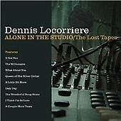 Alone in the Studio: the Lost Tapes CD+DVD Dennis Locorriere Audio CD