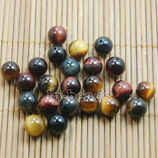 Wholesale Natural Gemstone Round Spacer Loose Beads 4mm 6mm 8mm 10mm Pick