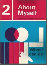2 About Myself What I Can Do Constance M Parker  PB 1971