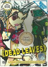 DEAD LEAVES THE MOVIE JAPANESE ANIME DVD English DUD  + free anime
