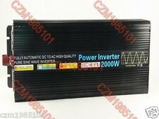 2000W DC 24V to AC110-120V Power Pure Sine Wave Inverter