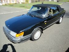 Saab: 900 Turbo Convertible 2-Door