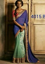Indian Bollywood Designer Traditional Lehenga Saree Sari Party Wear New Ethnic
