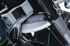 Kuryakyn Chrome Front End Lower Triple Tree Wind Deflector ABS Harley Touring