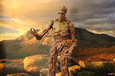 New Guardians of The Galaxy Infinite Groot Figure with LED Light on the Chest