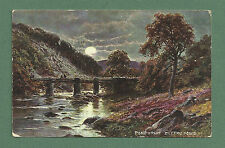 CIRCA EARLY 1900'S POSTCARD PONT-Y-PANT, BETTWS-Y-COED - HILDESHEIMER