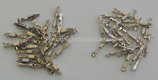 50 x Junior Power Timer female connectors, terminals contacts Pins mixed sizes.