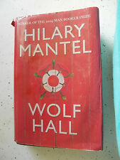 Wolf Hall by Hilary Mantel (2009, Hardcover)HAS BEEN READ FREE SHIPPING