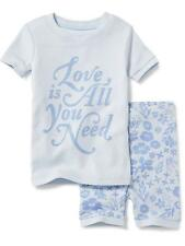 NWT 4T 4 YRS CUTE OLD NAVY LOVE IS ALL YOU NEED PAJAMAS PJS SLEEP SET GIRLS GIFT