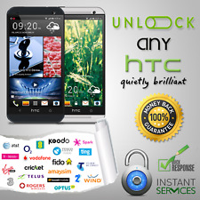 UNLOCK CODE HTC  ALL MODELS ALL NETWORKS SUPPORTED  FAST UNLOCKING CODE SERVICE
