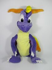 "Spyro The Dragon Plush Soft Toy Large 32"" RARE PlayStation PS! Play By Play 2001"