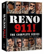Reno 911! - The Complete TV Series Seasons 1 2 3 4 5 6 DVD Boxed Set NEW!