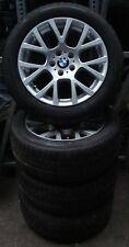 4 BMW Winterräder Styling 238 245/50 R18 100H M+S BMW 7er F01 F02 5er GT F07 RDK