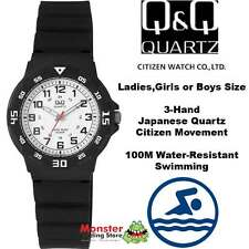 AUSSIE SELER LADIES/BOY/GIRL DIVER STYLE CITIZEN MADE VR19J003 100M-WATER RESIST