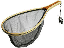 Ron Thompson Classic Wooden Landing Net River Trout Fly fishing  (20291)