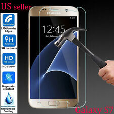 NEW Tempered Glass Protective Screen Protector Film for Samsung Galaxy S7