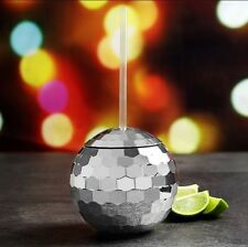 70s Disco Ball Party Decor Sparkle Cup Tumbler Confetti Photo Booth Decoration