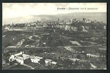 Orvieto ( Terni ) : panorama -  non viaggiata indicativamente anni '20