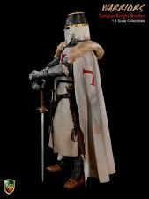 "ACI 1/6 Scale 12"" Warriors Templar Knight Brother Action Figure ACI24A"
