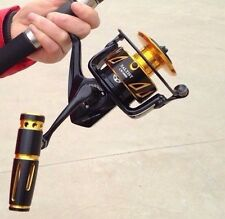 LUREKILLER SALTIST CW10000 Spinning Reel, Stella Style Spool With TBar Handle
