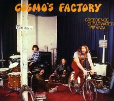 Cosmo's Factory - Creedence Clearwater Revival (2008, CD NEUF) Remastered