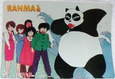 RAMNA 1/2 - STIKERS-LASER CARDS - n° 17