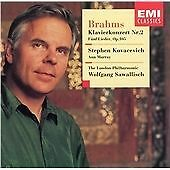 Brahms: Piano Concerto No. 2 Op. 83 / Five Songs Op. 105, , Good