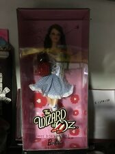 Miss Dorothy Gale Barbie Doll 2010 The Wizard of Oz Pink Label R4522 Toto NRFB
