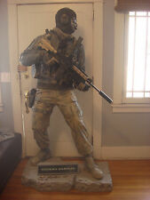 "Call Of Duty: Modern Warfare 2 Ghost 6' 5"" Statue Oxmox Limited to 50"