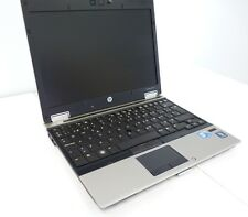 NOTEBOOK  HP ELITEBOOK 2540P CORE i7  L640 2.13 RAM 4GB HDD160GB WIN 7 PRO