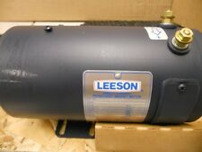 New - 001250.00 Leeson 1/2HP Electric Motor 1800RPM P42Z Frame