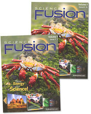 Grade 5 Science Fusion Student Worktext Edition 5th National