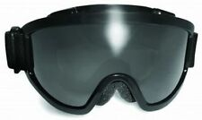 Foam Padded Anti-Fog Motorcycle Goggles-Fit Over RX Prescription Glasses Fitover