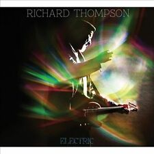 Electric by Richard Thompson (CD, Feb-2013, 2 Discs, New West (Record Label))