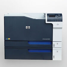 NEU HP Color laserjet CP5525 tn  HP CP5525n   CE707A  1 GB NEC USB Din A3