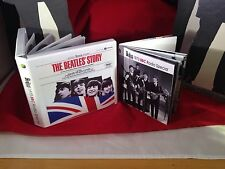 The Beatles Story 9cd BBC Radio Documentary New Version! Beatles and Solo Years