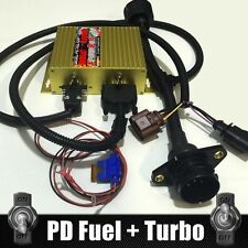 Turbo+Fuel VW Passat 1.9 TDi 81kw 110 CV Centralina Aggiuntiva Chip Tuning 4Mode