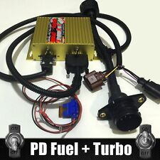 Turbo+Fuel VW Touran 1.9 TDi 74kw 100 CV Centralina Aggiuntiva Chip Tuning