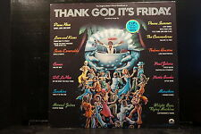 OST / Various Artists - Thank God It´s Friday   3 LPs