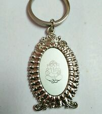 GANESHA GOD GANAPATHI KEYCHAIN FOR GIFT METAL KEY RING